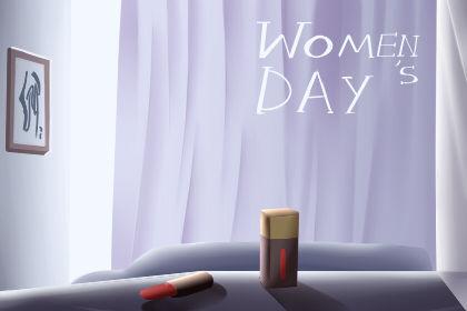 妇女节祝福语言 一句话简短