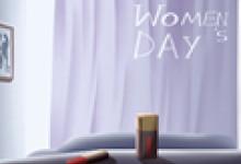 妇女节贺卡 唯美妇女节寄语