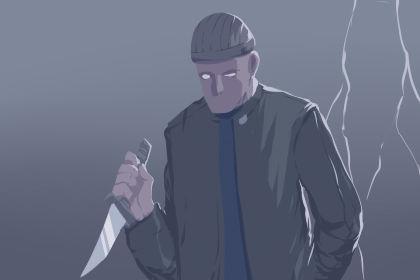 有人用刀砍我代表什么
