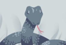 女人梦到吞下一条活蛇代表着什么