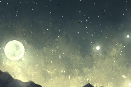 天上星星为何一闪一闪的 靠什么发光