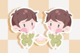 男孩彩神8app属鼠双胞胎的名字怎么取