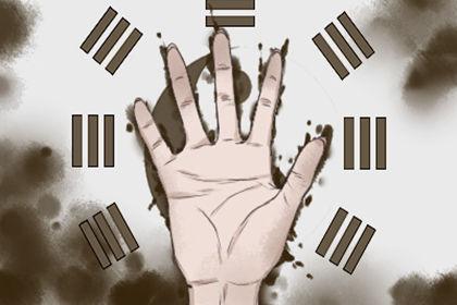 什么手纹的人命好多福气