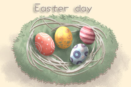复活节彩蛋能吃吗 由来是什么