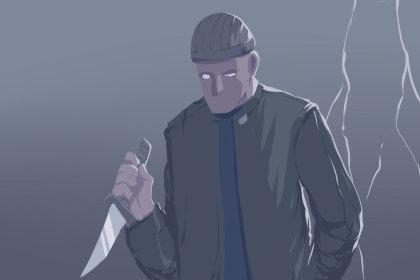 梦见有人拿刀追杀我代表着什么意思