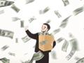 梦见捡到一叠一叠的钱有什么预兆