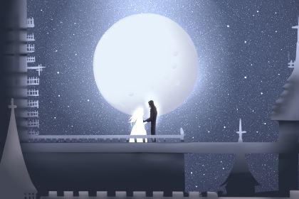 什么是双星抱月天象 预示 寓意