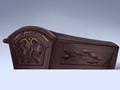 梦见一排排棺材摆放整齐意味着什么