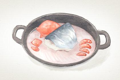 女人梦见和别人吃鱼有什么预兆