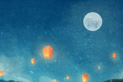 6月天象預報 6月6日週六凌晨出現半影月食