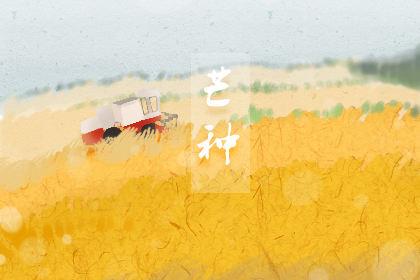 今日芒种 栀子花开 节气暖心小祝福