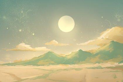 2020火星合月具體時間 今晚幾點