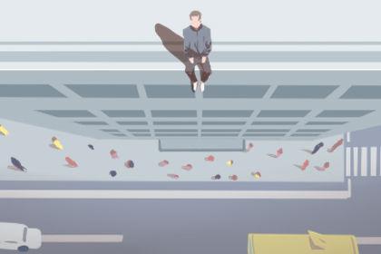 当一个女人梦想从高处坠落而不受伤是什么意思