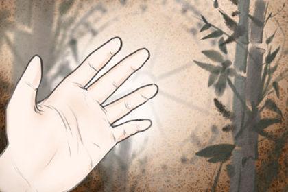 食指看命运 对命运有什么影响