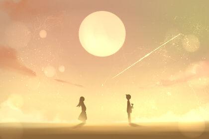 7月6日双星伴月上演 代表什么 征兆