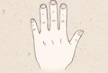 富贵手相米字纹路 哪些手纹有福