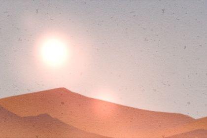 火星大沖日天象寓意 古人怎麼解釋