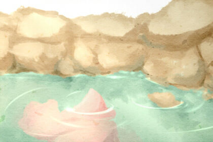 梦见水从地下冒出来是什么意思