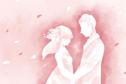 结婚纪念日致老公的话 寄语简短