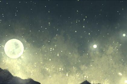 2021年重大星象 2021年日月食時間表