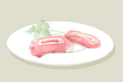 梦见吃肥肉是什么意思周公解梦