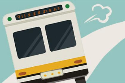 梦见乘公共汽车是什么标志