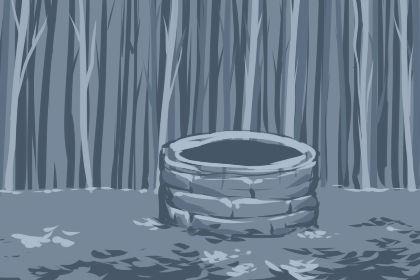 梦见用水桶从井里打水是什么意思