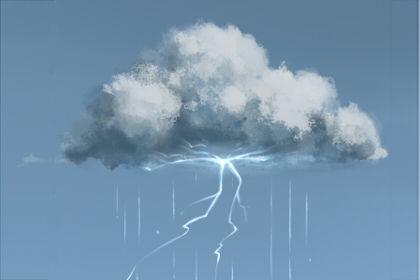 梦到雷电劈在自己眼前有什么征兆
