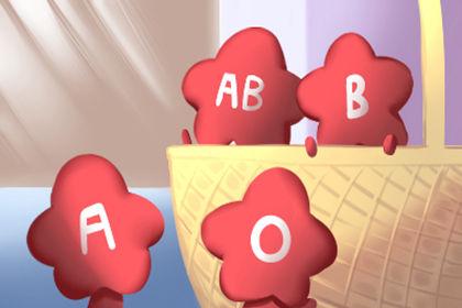 血的颜色能看出血型吗 4大血型血的颜色代表