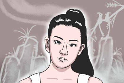 女生鼻头长痣代表什么 好不好