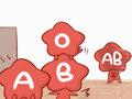 ab型女吸引哪个血型男
