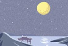 2021超级月亮时间表 在几月几日