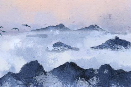 贵州发现80多种远古海洋生物化石 生物化石是什么