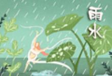 2021年雨水是几月几日几点钟 2021年2月18日18点43分49秒