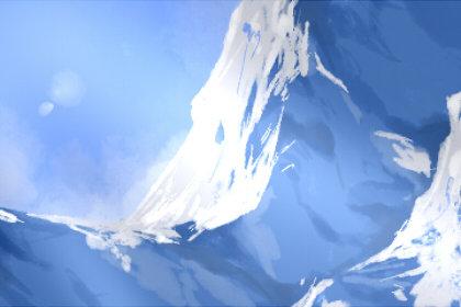 做梦梦到雪崩有惊无险是什么预兆