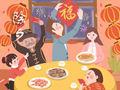 除夕压岁钱的寓意 和春节哪个是过年