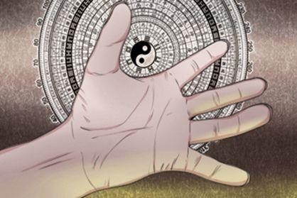 女人右手手相图解大全 感情线事业线生命线解析