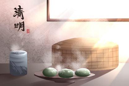 2021年清明为何吃清明果 碰鸡蛋是什么习俗