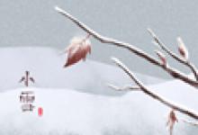 2020年节气小雪的传统习俗 古诗词鉴赏