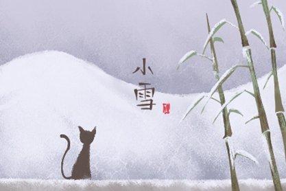 2020年小雪节气哪天几号 2020年11月22日星期日