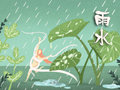 2021年什么时候是雨水时节 2021年2月18日