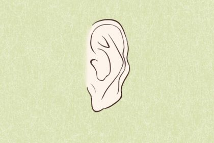 女人痣面相图 女人耳朵上的痣图解大全