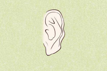 耳朵长痣面相图 耳朵长痣代表什么意思