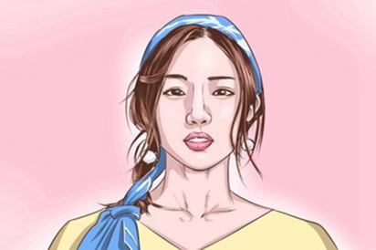女人额头有疤命中带煞是真的吗 是什么命