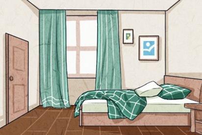 沙发后面挂的是什么画?王采镇屋客厅沙发墙上的壁画