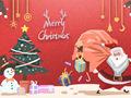圣诞节的文字内容 有哪些祝福的话语适合发在朋友圈中