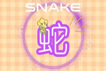 2021年13岁的蛇主幸运吗