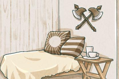 把斧子放在床下会影响夫妇的感情吗?