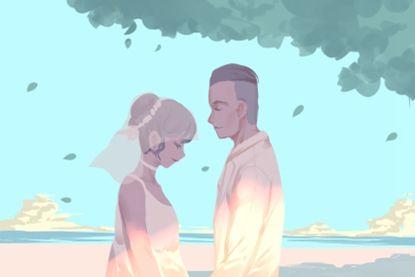 2021年寡妇年结婚对联大全 结婚好日子精选
