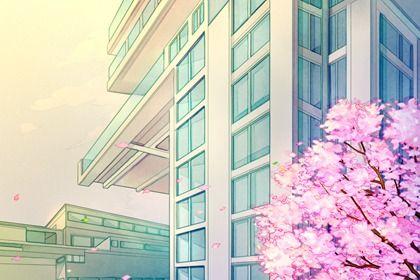办公楼1-黄昏